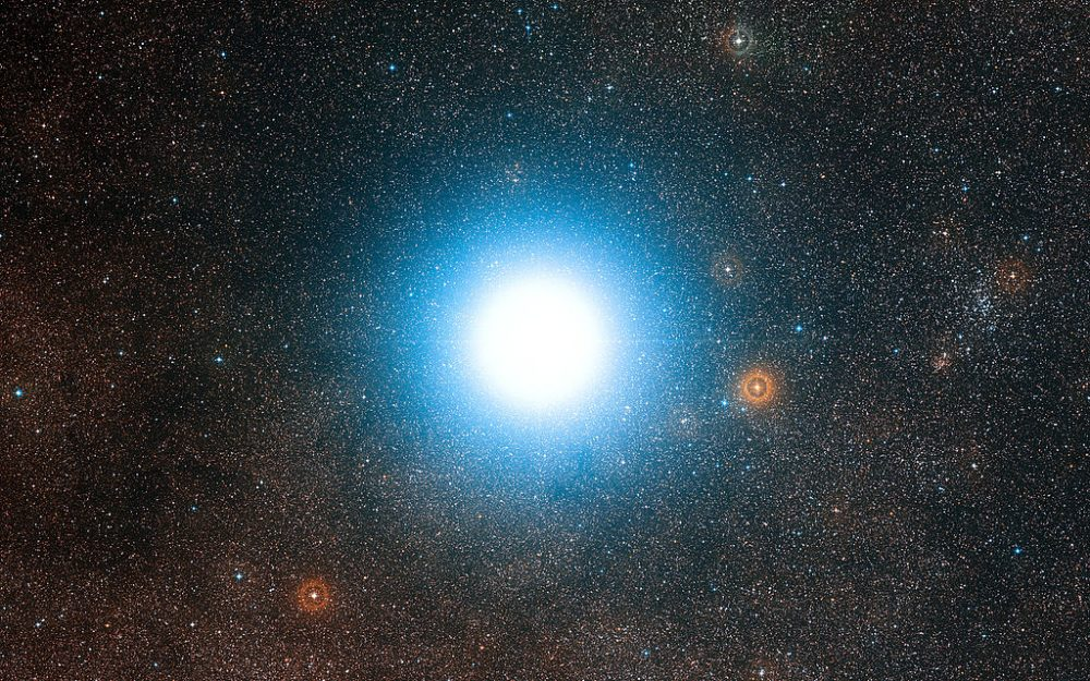 nearest star system