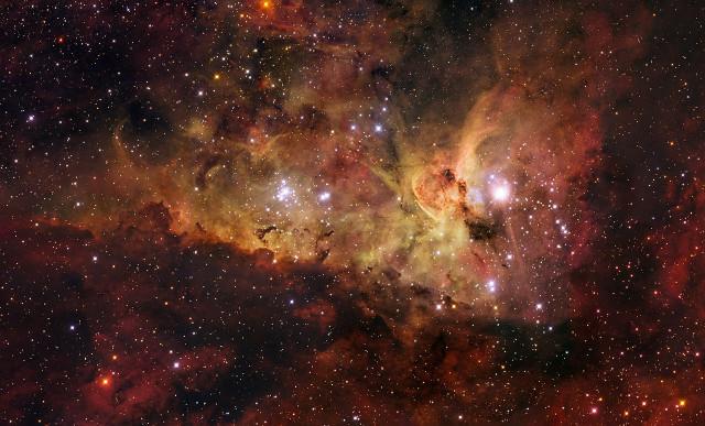 eta carinae star