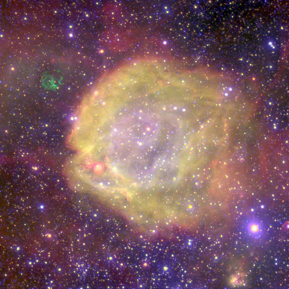 Large Magellanic Cloud | Constellation Guide