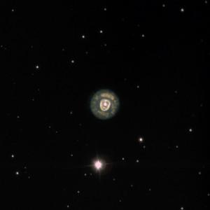 eskimo nebula