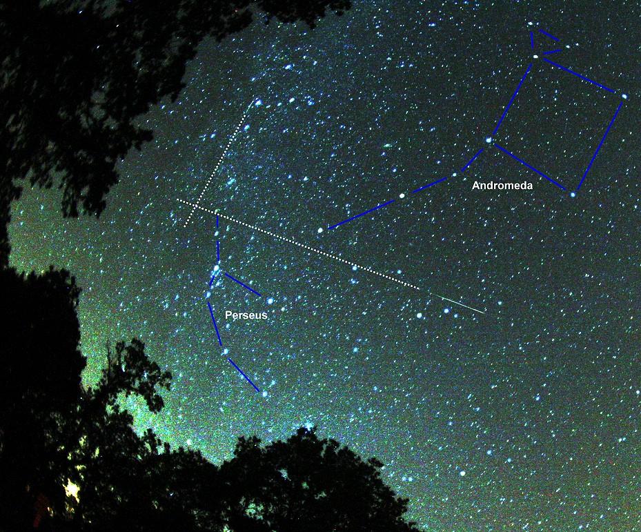 Perseids Meteor Shower Perseid Meteor Shower Perseids