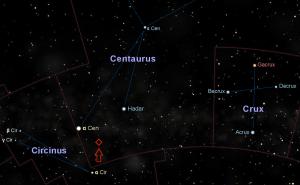 proxima centauri,find proxima centauri