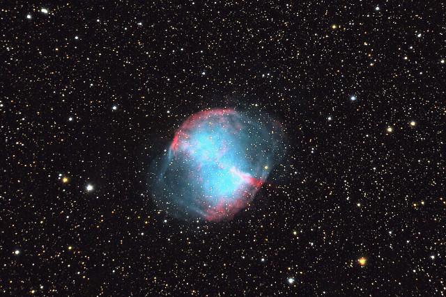 dumbbell nebula,m27