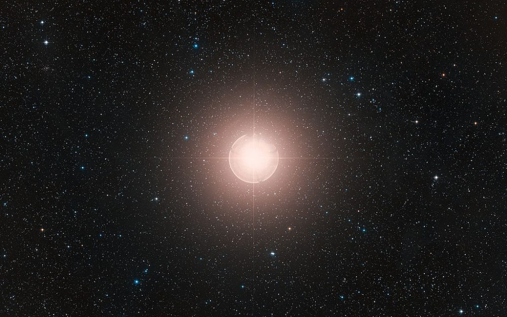 Betelgeuse Alpha Orionis Constellation Guide