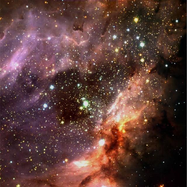 omega nebula,sagittarius