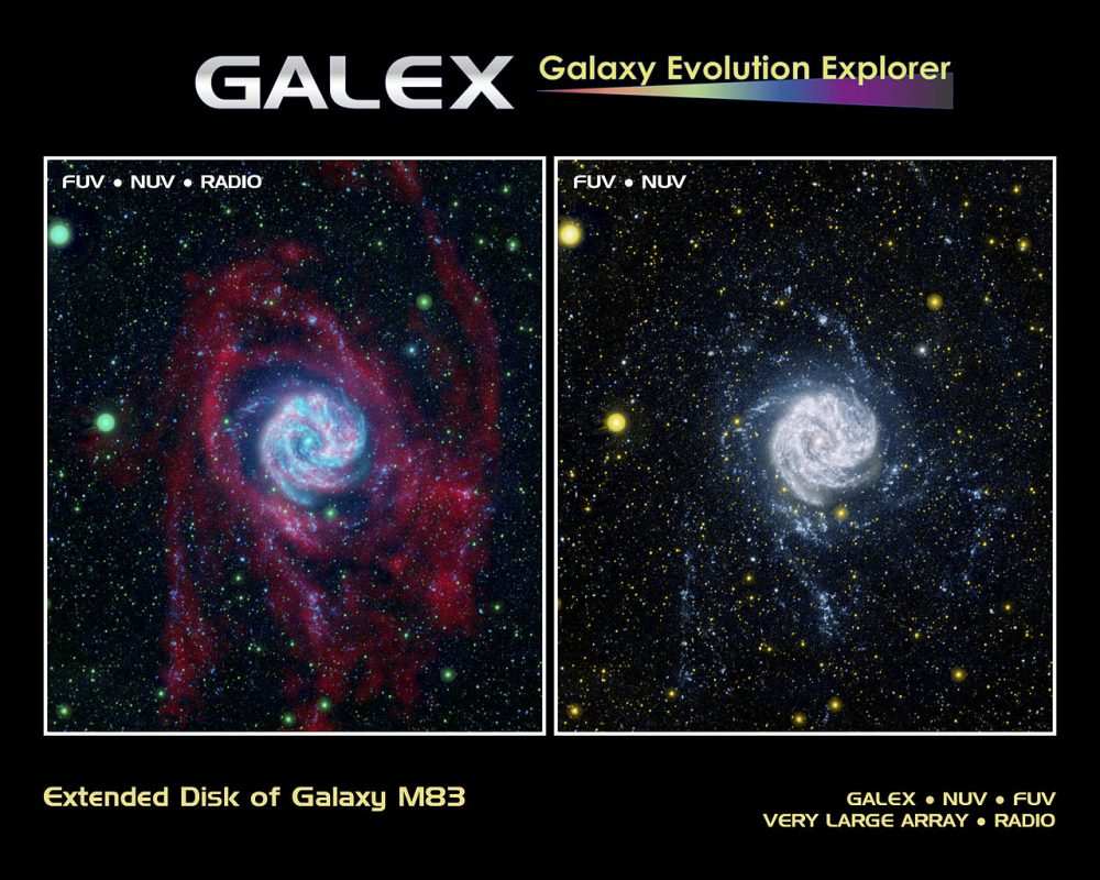 Southern Pinwheel Galaxy Messier 83 Constellation Guide Facts About The Very Large Array M83southern