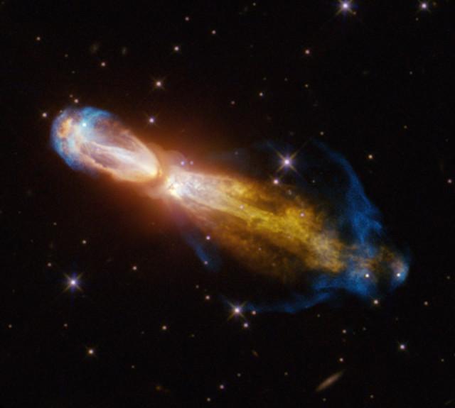 calabash nebula,rotten egg nebula