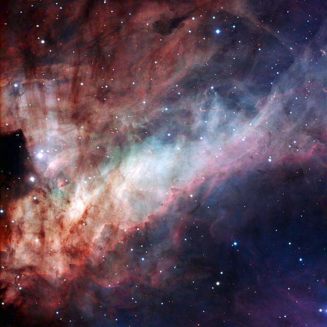 omega nebula,m17,swan nebula