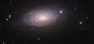 messier 63,m63,spiral galaxy,flocculent spiral
