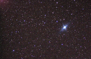 canopus star,alpha carinae,second brightest star