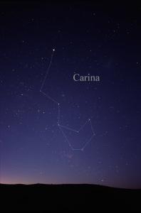 Carina constellation, image: Till Credner