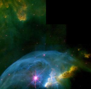 bubble nebula,ngc 7635
