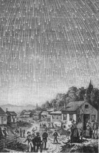 leonids,leonid meteor storm