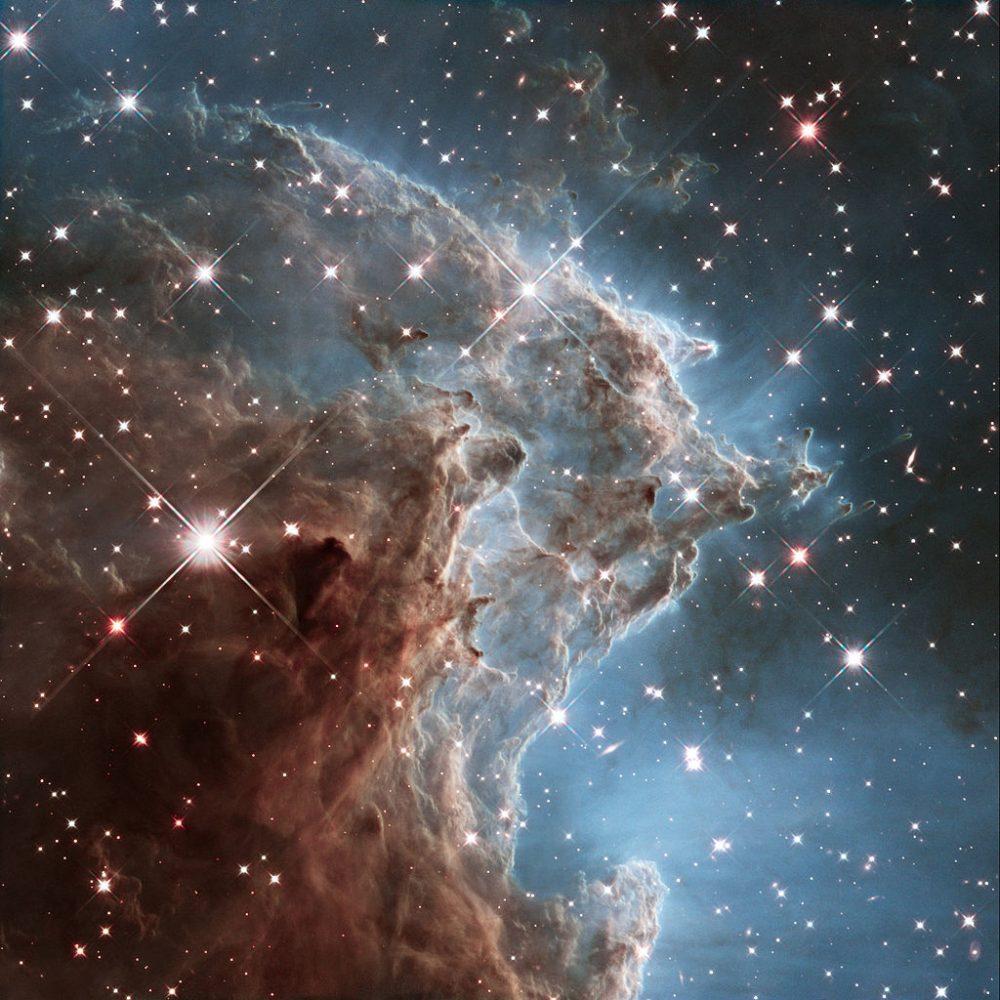 ngc 2174,stellar nursery
