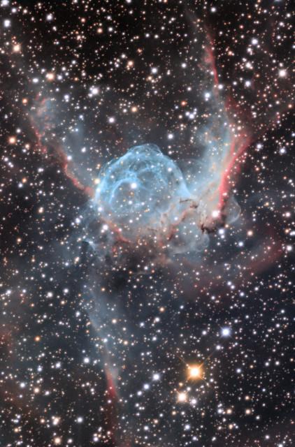 ngc 2359,emission nebula