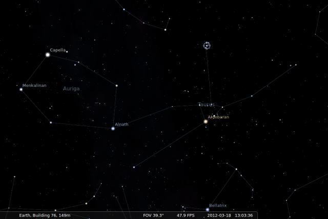 hyades cluster,hyades