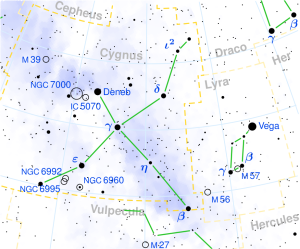find lyra constellation