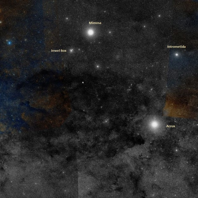 coalsack nebula,dark nebula