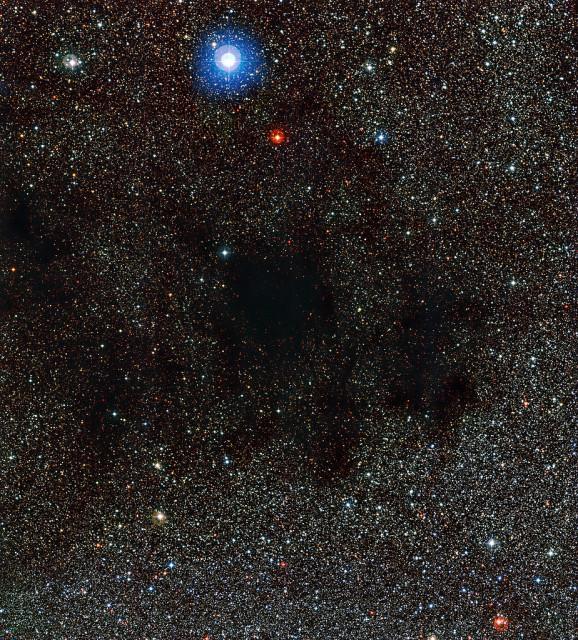 coalsack nebula
