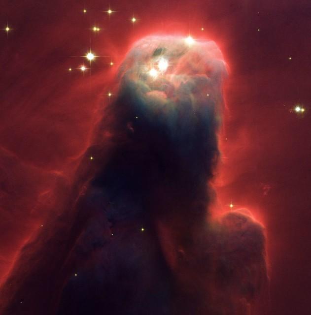 cone nebula,ngc 2264