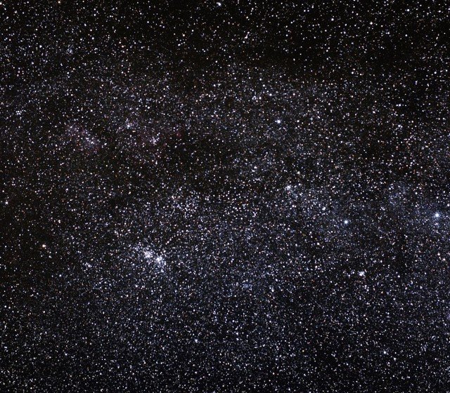double cluster,h and chi persei