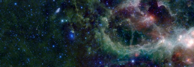 heart nebula,maffei 1,maffei 2