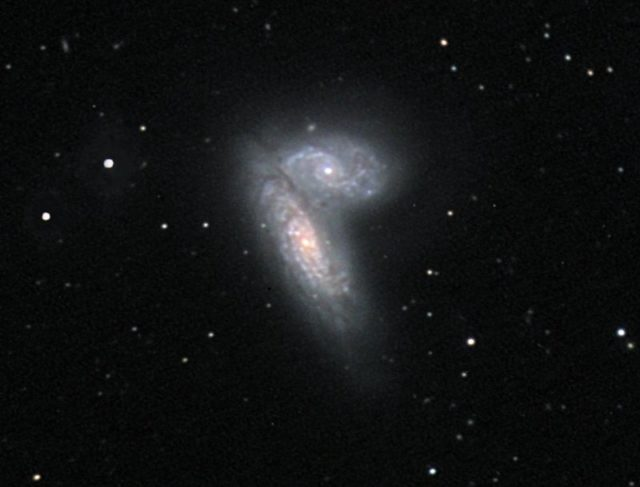 siamese twins galaxy,ngc 4567,ngc4568,interacting galaxies,virgo cluster galaxies