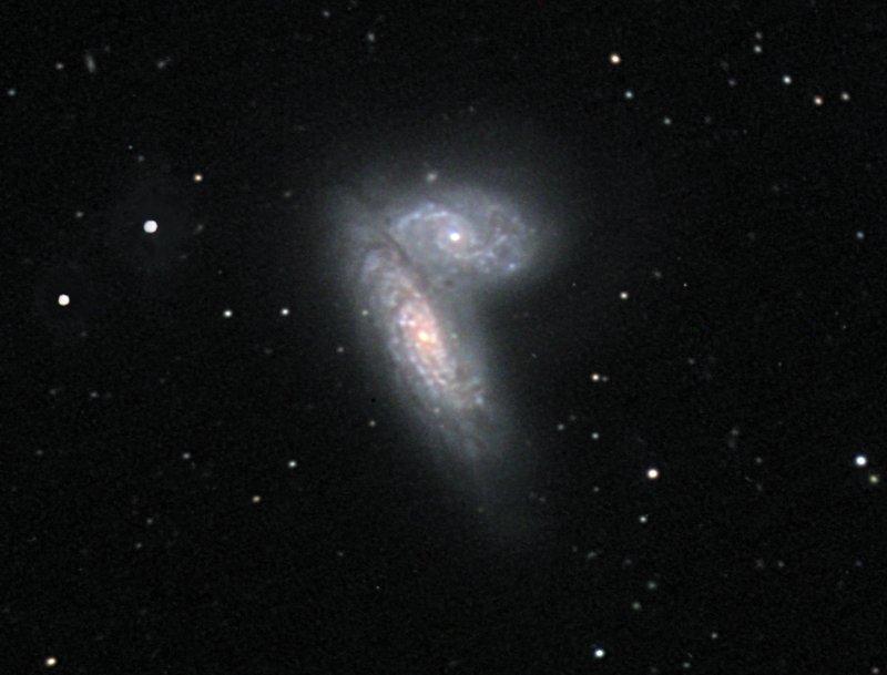 siamese twins galaxy,ngc 4567,ngc4568,interacting galaxies,virgo cluster galaxies