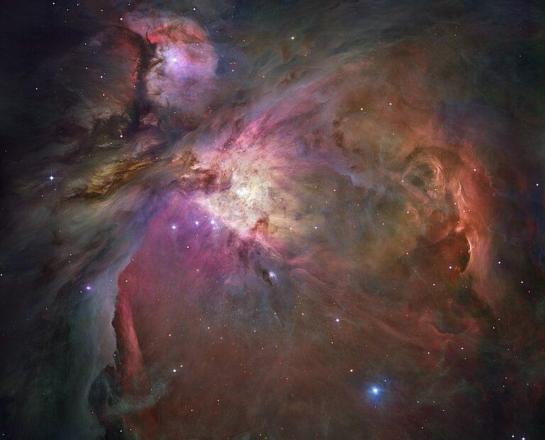 m42 nebula,orion nebula